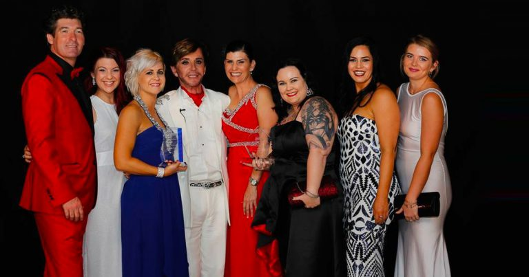 Just Magic Skin Care Clinic takes home Silver for the second year in a row for QLD Clinic of the State at the DMK Annual Awards dinner 2018.