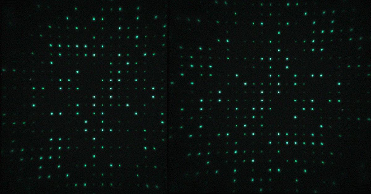 led dots